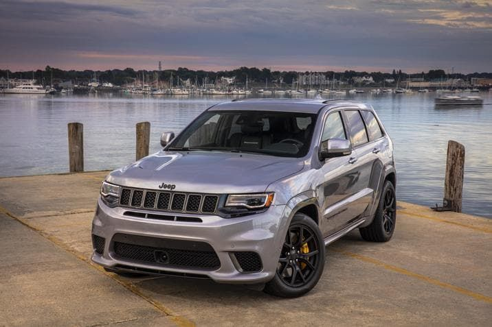 The 2020 Jeep Grand Cherokee Is Here At Salerno Duane So We