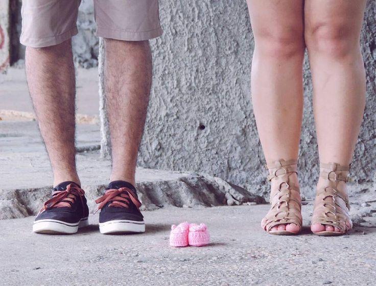 """53 curtidas, 3 comentários - Pamela Aparício De Andrade (@pam.aparicio) no Instagram: """"Seremos eternamente gratos pela missão de conduzir seus passos minha pequenininha 😙 #familiade3…"""""""