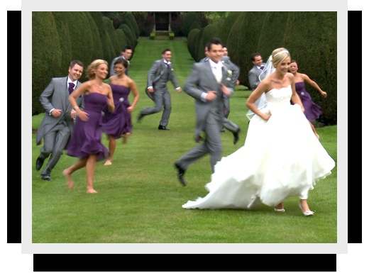 Funny wedding video from a wedding photographer in Essex. Worth a watch. My friend loved it.