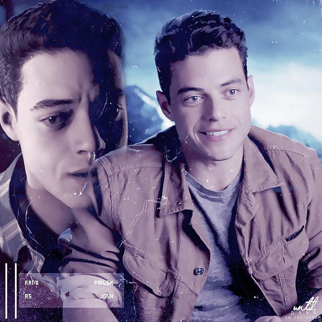 Until Dawn | Josh More - I was squealing when I found out Rami was in a Videogame
