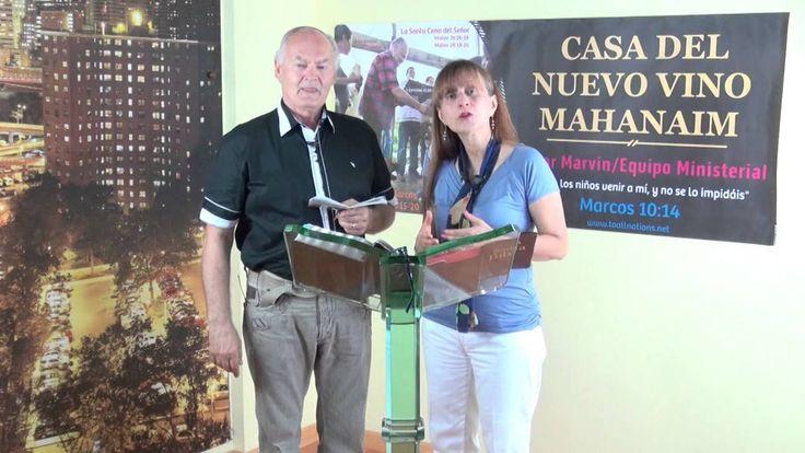 English-Espanol #251 - I AM OF THE NEW COVENANT/YO SOY EL DIOS DEL NUEVO...