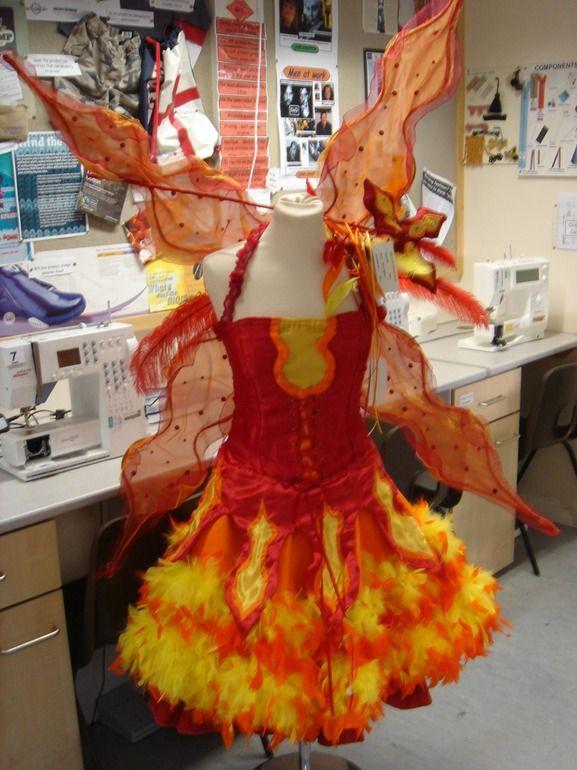 fire dress phoenix - Halloween Costumes In Phoenix