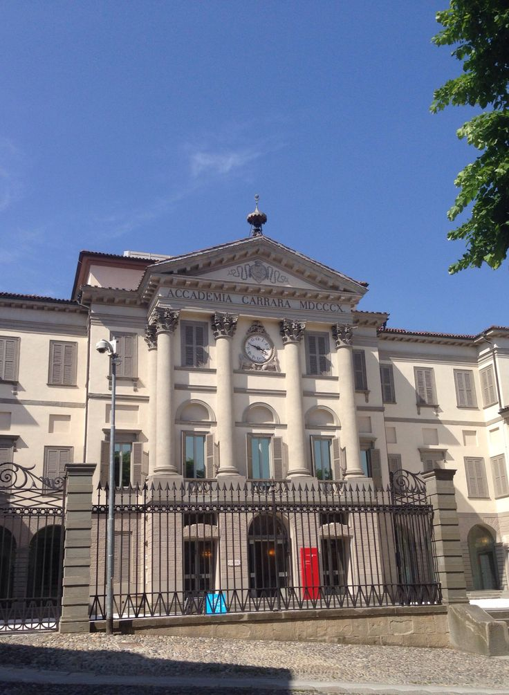 17 best images about museums i love on pinterest belle for Galleria carrara bergamo
