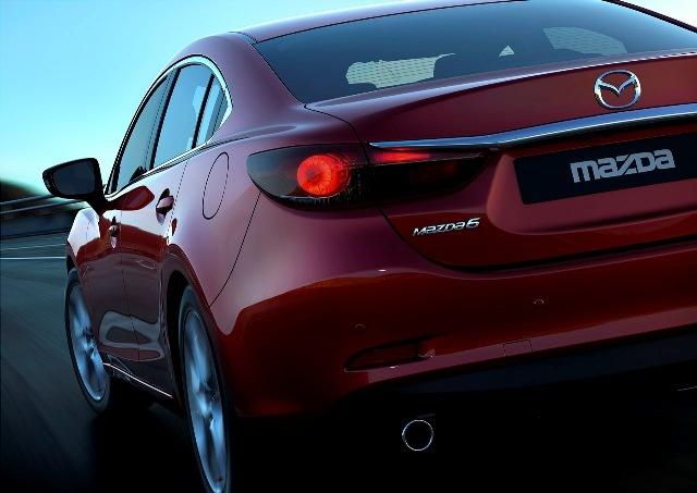 Mazda 6 revealed