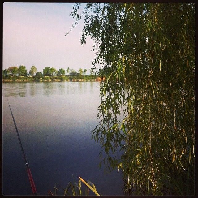 Fishing in Prahova county, Romania