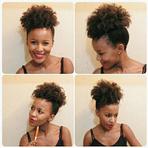 Natural hair, Mummy Mthembu-Fawkes