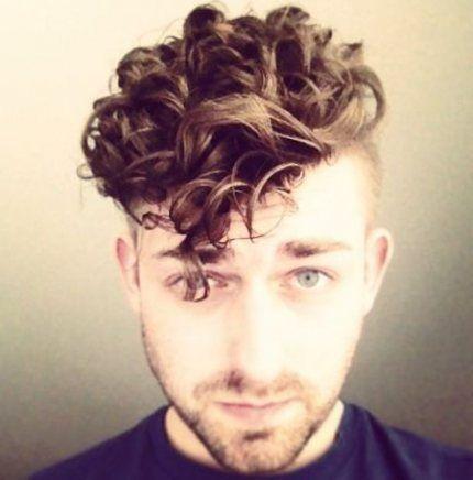 hair men perm haircuts 61 super ideas  permed hairstyles