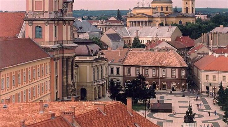 66 beautiful small cities & towns in Europe (Eger, Hungary)