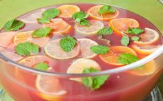 Jungle Juice - Alcoholic Punch w/Vodka