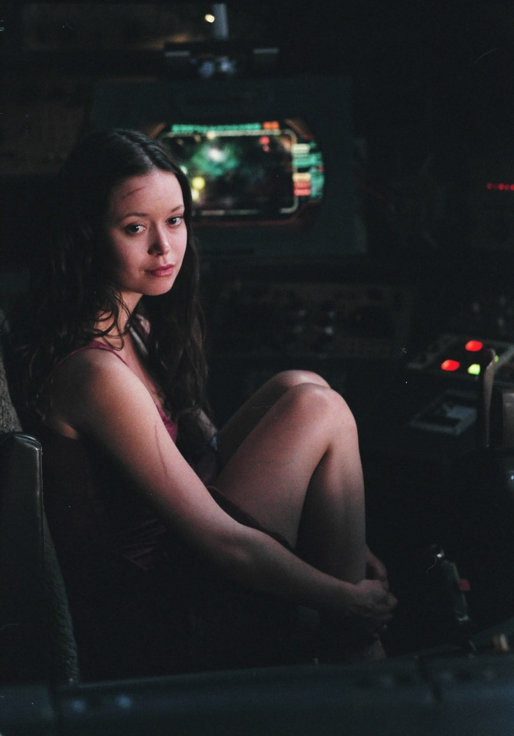 River Tam - from Serenity the movie