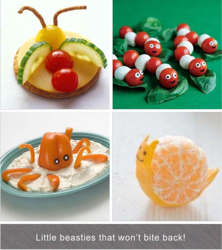 Healthy Birthday Party Snacks