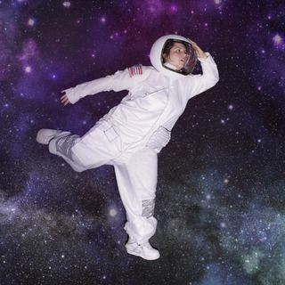 Astronaut Costume (for future years)