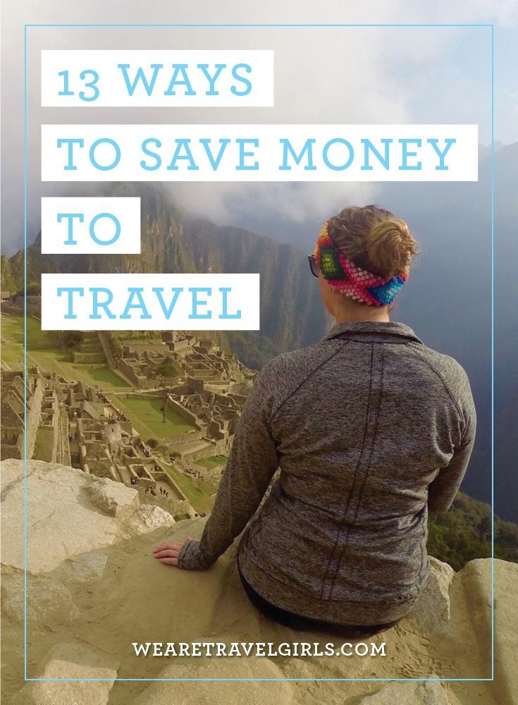 """13 WAYS TO SAVE MONEY TO TRAVEL  One of the most common questions I get asked about my travels is: """"How do you afford to travel?"""" My response is always the same. I MAKE BUDGET CONSCIOUS CHOICES. From an outside perspective, traveling can look very glamorous. Those picture perfect moments that pop up on social media feeds cause many to wonder how they could possibly afford to do something like that. I wish I could give you a magic answer. Unfortunately, I don't have one. In the end, it comes…"""