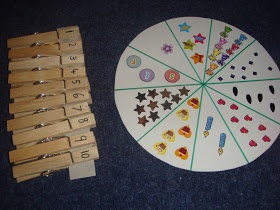 Counting & number recognition