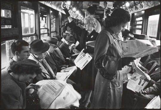 Stanley Kubrick & the NYC subway