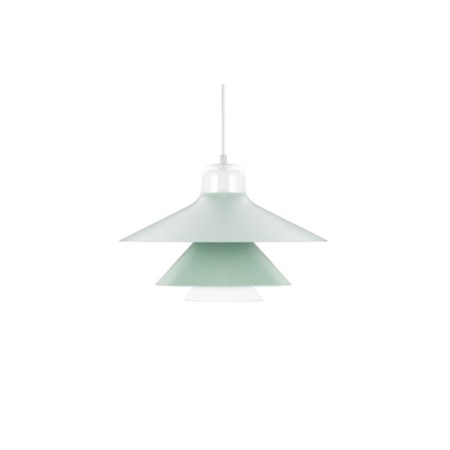 Normann Copenhagen Ikono Taklampa / Pendel Stor Mint - danskdesign.nu
