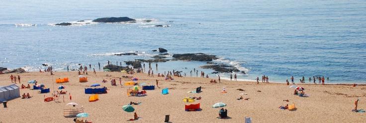 The beach   My second home Povoa de Varzim  Portugal