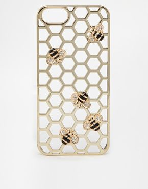 Skinny Dip Bumble Bee iPhone 5 Case