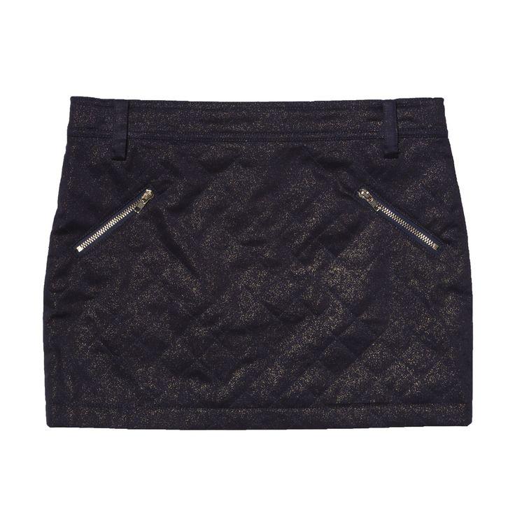 Tahlia by Minihaha girls zip skirt