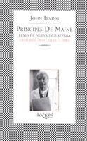 PRÍNCIPES DE MAINE, REYES DE NUEVA INGLATERRA john Irving. La adaptación de esta novela en el cine: Las normas de la casa de la sidra
