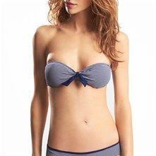 Etam Lingerie Carla - Reggiseno bikini - blu scuro