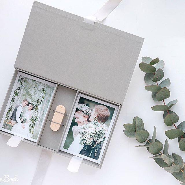 Красота ) в наличии короб для флешки и фото 10х15 . 800р/шт с печатью лого #упаковкафотографу #korabook