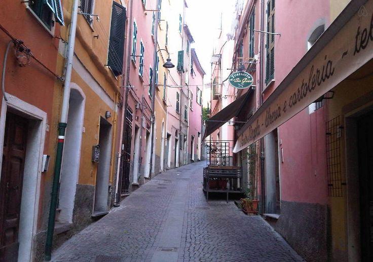 Casa vacanze a S. Terenzo di Lerici