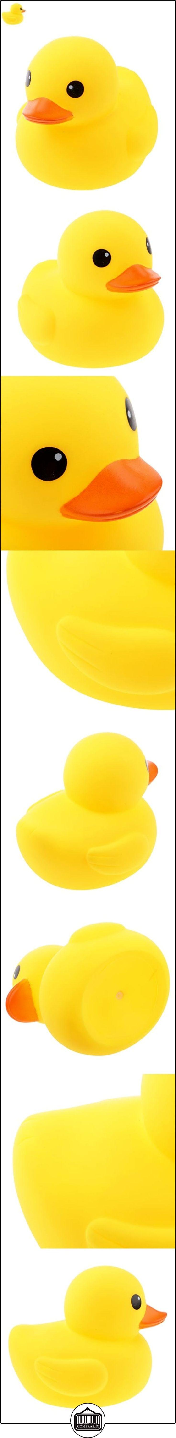 Juegos de Goma Hora del Baño Chirriante Madre Pato Amarillo Grande Bebé  ✿ Seguridad para tu bebé - (Protege a tus hijos) ✿ ▬► Ver oferta: http://comprar.io/goto/B01MFG4OAB