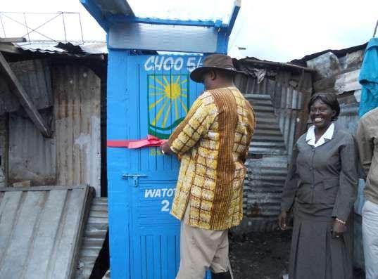 sustainable sanitation for urban slum essay