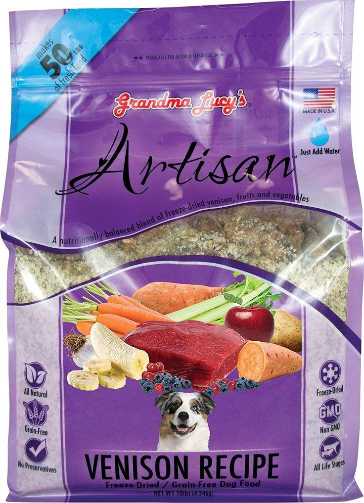 Grandma lucys freezedried grainfree pet food artisan