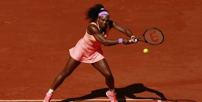 Tennis - WTA - Rome - Rome : Serena Williams commence bien Check more at http://www.lequipe.fr/Tennis/Actualites/Rome-serena-williams-commence-bien/671559#xtor=RSS-1