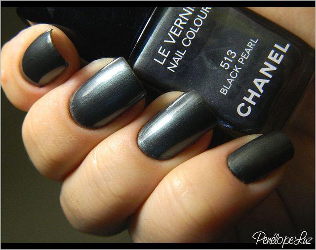 Black Pearl - Chanel | Flickr - Photo Sharing!