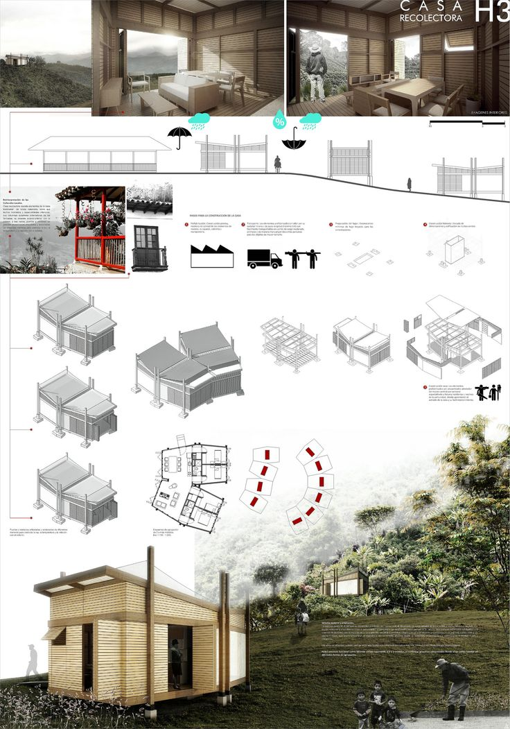 259 best images about laminas de arquitectura on pinterest for Laminas arquitectura