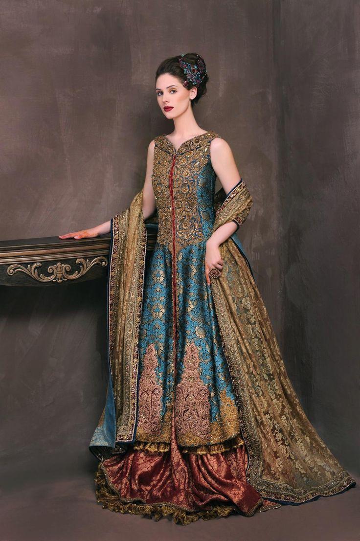 My Desi Wardrobe - Nilofer Couture