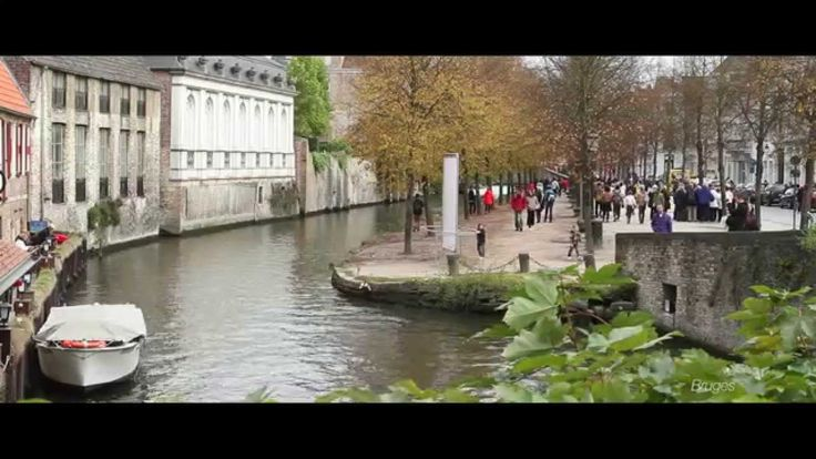Vidéo de présentation de Bruges.