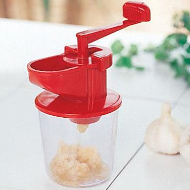 Easy Manual Garlic Grinder (Random Colors) – BRL R$ 12,90