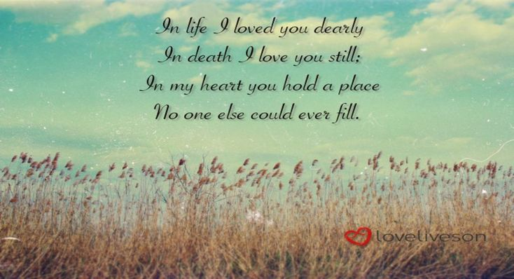 30 Love You Quotes For Your Loved Ones: Memes To Remember Our Loved Ones Now And Forever