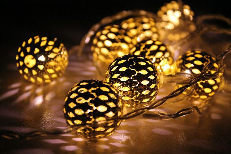 Winter, Kerst, Viering, Vakantie, Lichten, Decoratie