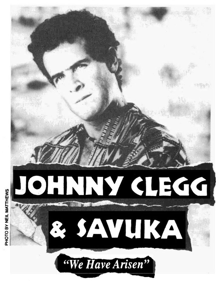From Afropop Worldwide: Long before Paul Simon's Graceland album, Johnny Clegg was a cultural outlaw. Clegg's music helped break down the racially dictated musical barriers of South Africa.