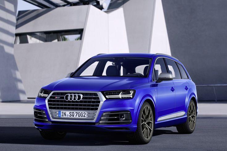 News: Audi SQ7 - König der Quattros