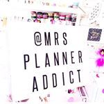 See this Instagram photo by @mrsplanneraddict • 223 likes