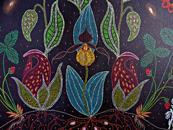 Christi Belcourt :: Based on Tradition, Inspired by Nature