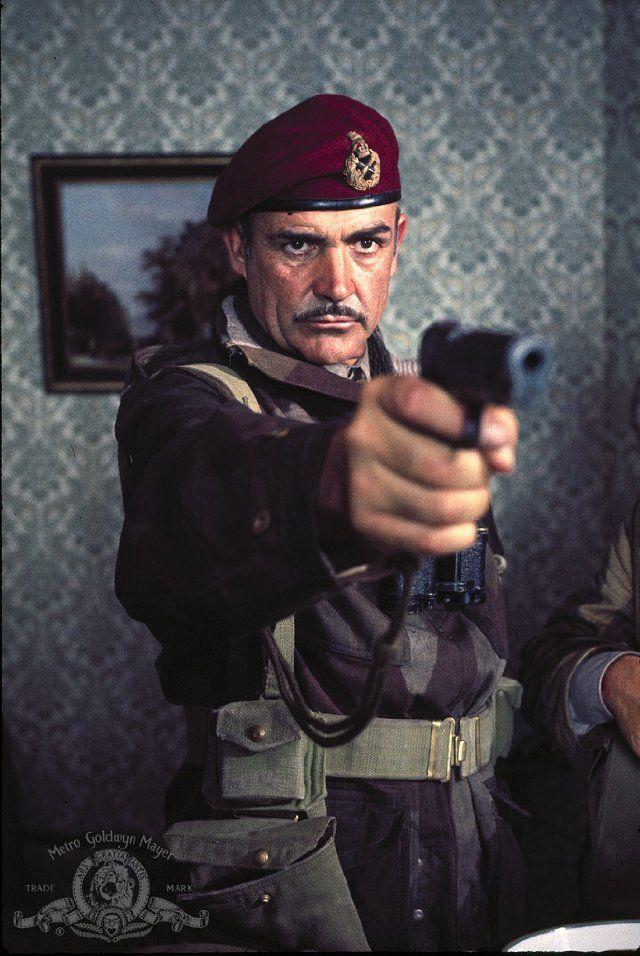 Roy Urquhart Sean Connery as Roy Urquhart Operation Market Garden
