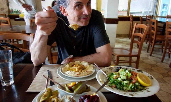 Roger Sherman on His Documentary 'The Search for Israeli Cuisine,' and the Trip that Revealed a Food Revolution