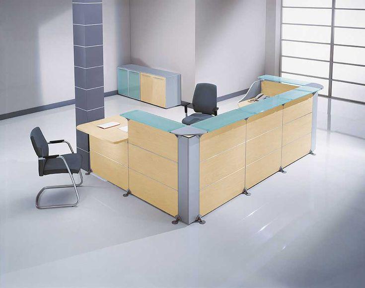 Small Reception Desk Furniture Design Office Furniture