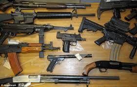 Senjata Api Dijual Menerusi Facebook Di Malaysia. Satu daripada akaun itu menawarkan pelbagai senjata api termasuk pistol, revolver dan 'assault rifle'..