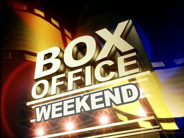 memorial day weekend box office results