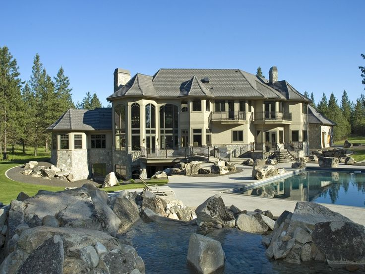 69 best images about beautiful homes on pinterest for Dream house builders