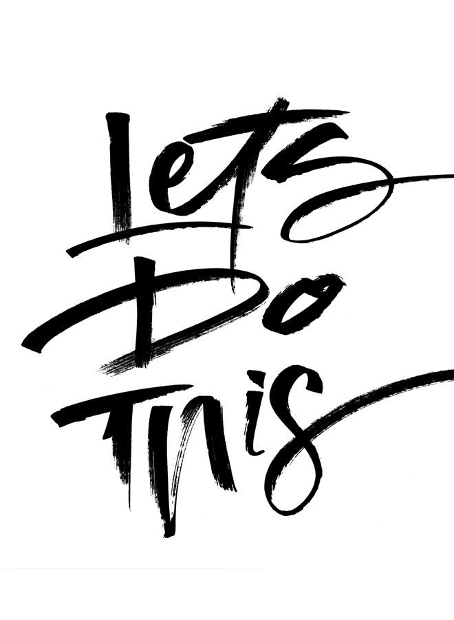 LETS DO THIS! Monday Motivation | Inspirational Quotes | Motivational Quotes | Quotes
