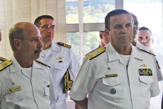 Dialogo Americas :: Fuzileiros da Esquadra, uma força 100 por cento profissional